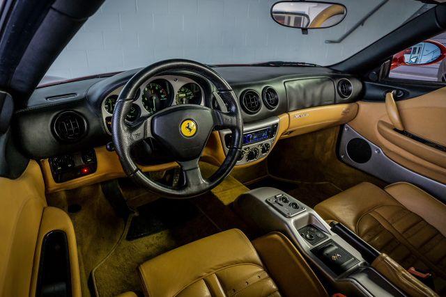 2004 Ferrari 360 Spider Houston, Texas 40