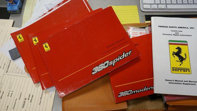 2004 Ferrari 360 Spider Valley Park, Missouri 32