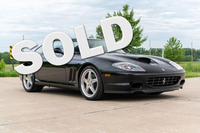 2004 Ferrari 575M Maranello Chesterfield, Missouri