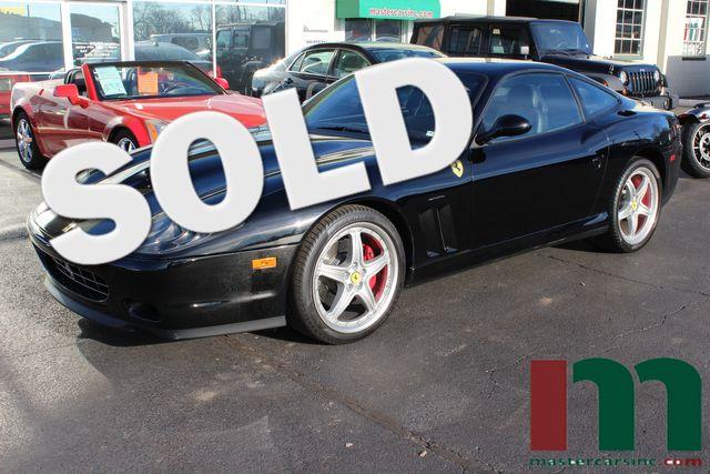 2004 Ferrari 575M Maranello    Granite City, Illinois   MasterCars Company Inc. in Granite City Illinois