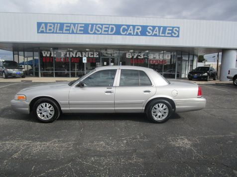 2004 Ford CROWN VICTORIA  in Abilene, TX