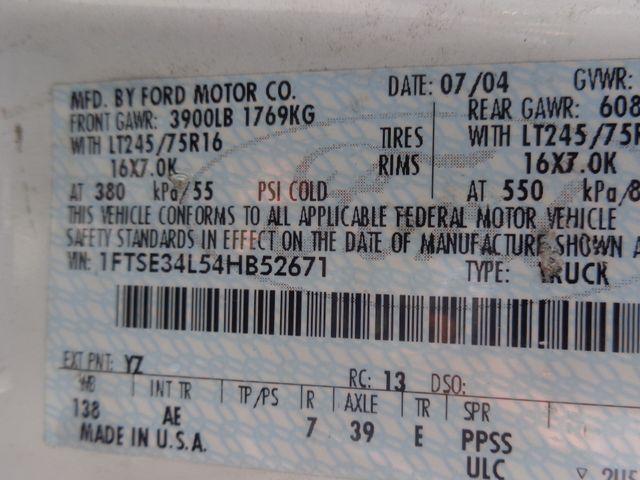 2004 Ford Econoline Cargo Van Hoosick Falls, New York 7