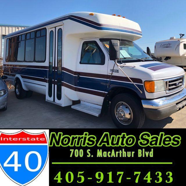 2004 Ford Econoline Commercial Cutaway    Oklahoma City, OK   Norris Auto Sales (I-40) in Oklahoma City OK
