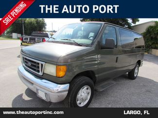 2004 Ford Econoline Wagon XLT in Largo, Florida 33773