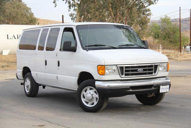 2004 Ford Econoline Wagon XLT Santa Clarita, CA 3