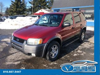 "2004 Ford Escape XLT ""Pre-Auction Wholesale"" in Lapeer, MI 48446"