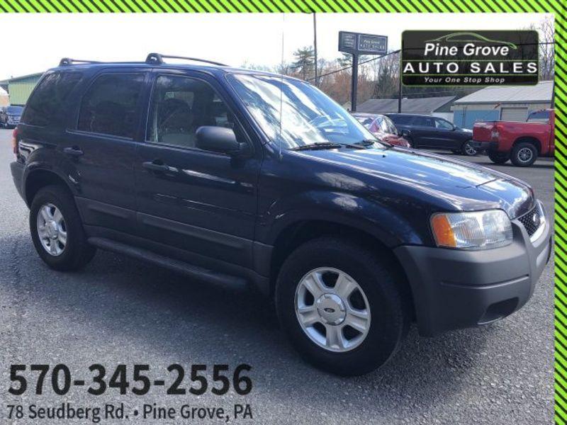 2004 Ford Escape XLT | Pine Grove, PA | Pine Grove Auto Sales in Pine Grove, PA