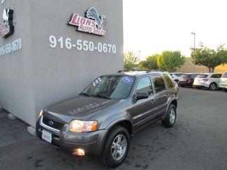 2004 Ford Escape Limited AWD in Sacramento, CA 95825