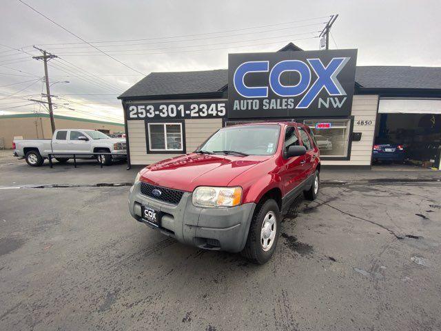 2004 Ford Escape XLS in Tacoma, WA 98409