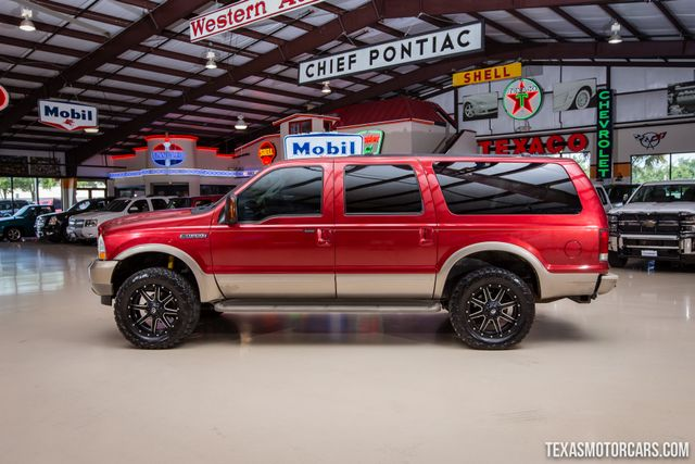 2004 Ford Excursion Eddie Bauer 4X4 in Addison Texas, 75001