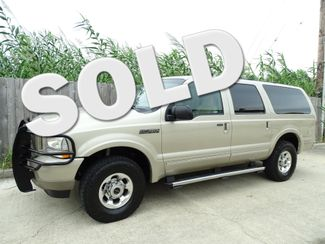 2004 Ford Excursion Limited Corpus Christi, Texas
