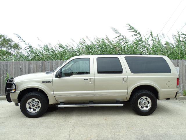 2004 Ford Excursion Limited Corpus Christi, Texas 4