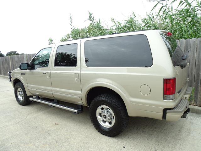 2004 Ford Excursion Limited Corpus Christi, Texas 2