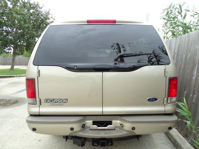 2004 Ford Excursion Limited Corpus Christi, Texas 7