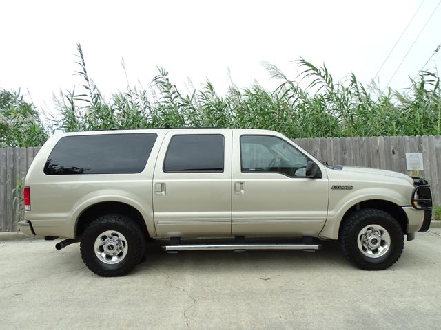 2004 Ford Excursion Limited Corpus Christi, Texas 5