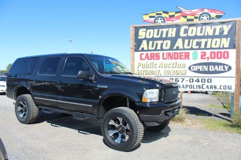 2004 Ford Excursion Limited in Harwood, MD