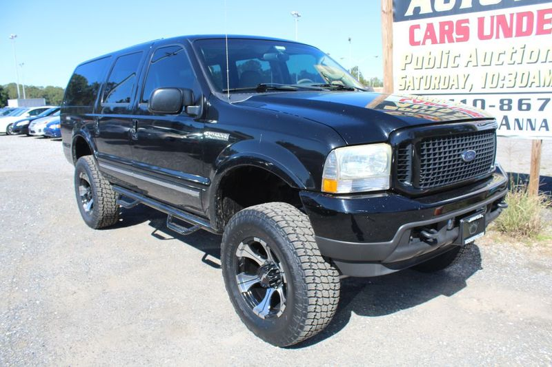 2004 Ford Excursion Limited  city MD  South County Public Auto Auction  in Harwood, MD