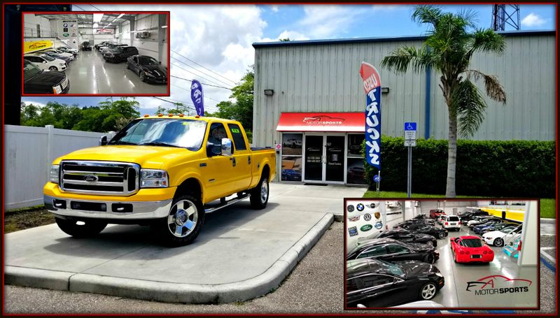 2004 Ford Excursion Eddie Bauer HEAD STUDS AND TUNED LIFTED DIESEL | Palmetto, FL | EA Motorsports in Palmetto, FL