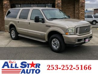 2004 Ford Excursion Limited 4WD in Puyallup Washington, 98371