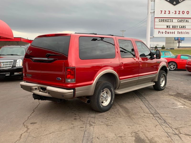 2004 Ford Excursion Eddie Bauer diesel  St Charles Missouri  Schroeder Motors  in St. Charles, Missouri