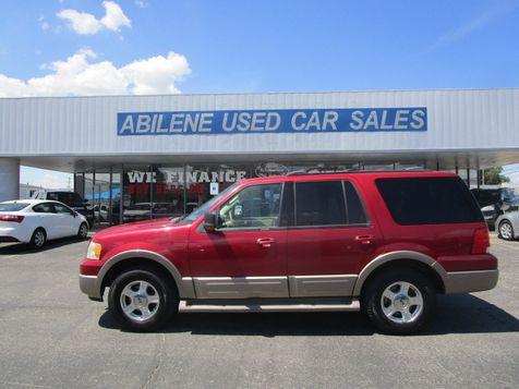 2004 Ford Expedition Eddie Bauer in Abilene, TX
