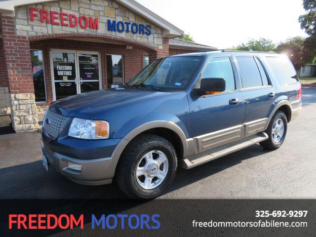 2004 Ford Expedition Eddie Bauer   Abilene, Texas   Freedom Motors  in Abilene,Tx Texas
