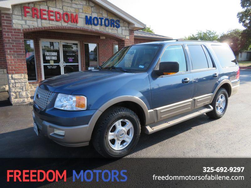 2004 Ford Expedition Eddie Bauer | Abilene, Texas | Freedom Motors  in Abilene Texas