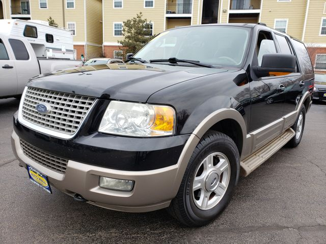 2004 Ford Expedition Eddie Bauer | Champaign, Illinois | The Auto Mall of Champaign in Champaign Illinois