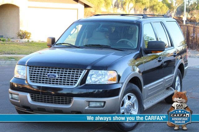2004 Ford EXPEDITION EDDIE BAUER 3RD ROW SERVICE RECORDS