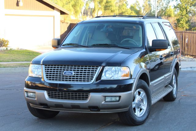 2004 Ford EXPEDITION EDDIE BAUER 3RD ROW SERVICE RECORDS in Woodland Hills, CA 91367