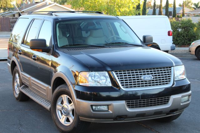 2004 Ford EXPEDITION EDDIE BAUER 3RD ROW SERVICE RECORDS in Woodland Hills CA, 91367
