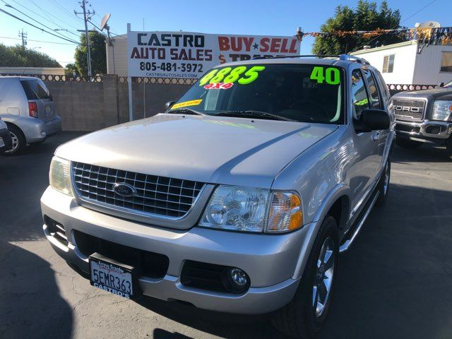 2004 Ford Explorer Limited in Arroyo Grande, CA 93420