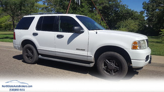 2004 Ford Explorer XLT Chico, CA 9