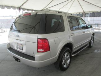 2004 Ford Explorer Limited Gardena, California 2