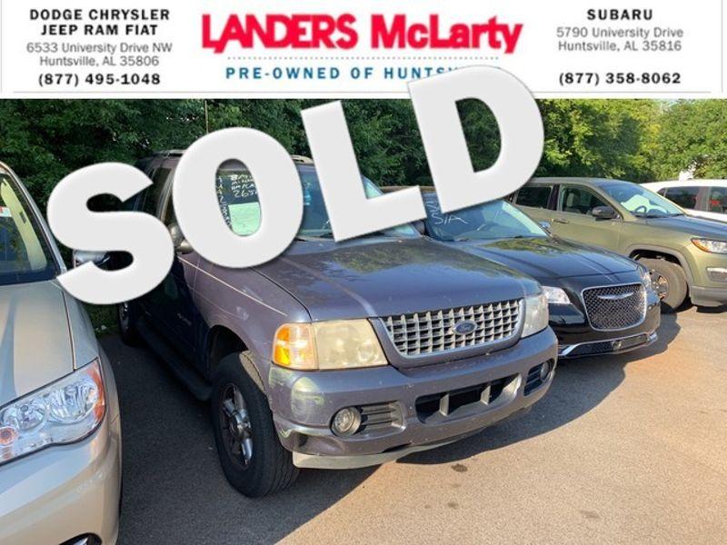 2004 Ford Explorer XLT | Huntsville, Alabama | Landers Mclarty DCJ & Subaru in Huntsville Alabama