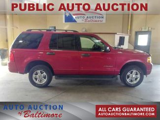 2004 Ford EXPLORER    JOPPA, MD   Auto Auction of Baltimore  in Joppa MD