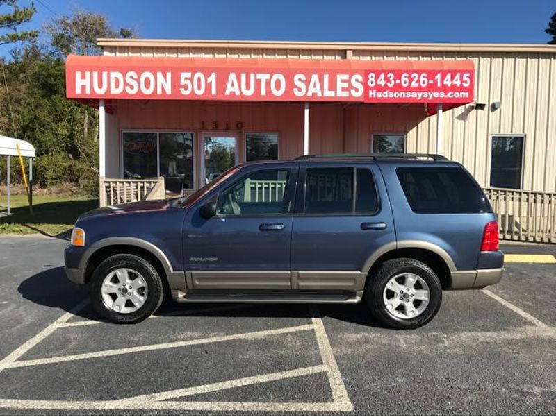 2004 Ford Explorer Eddie Bauer   Myrtle Beach, South Carolina   Hudson Auto Sales in Myrtle Beach South Carolina