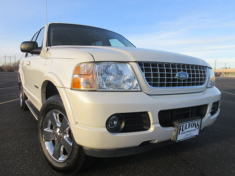 2004 Ford Explorer Limited 4X4  Fultons Used Cars Inc  in , Colorado