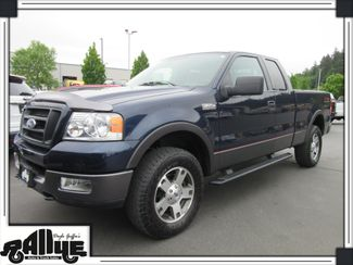 2004 Ford F-150 Q/CAB FX4 in Burlington WA, 98233