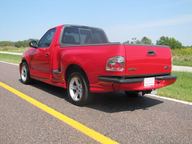 2004 Ford F-150 Heritage Lightning 95k miles extra nicer condition St. Louis, Missouri 3