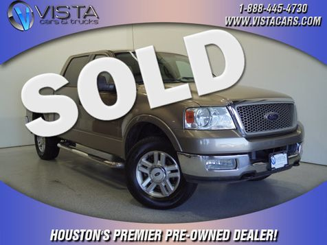 2004 Ford F-150 Lariat in Houston, Texas