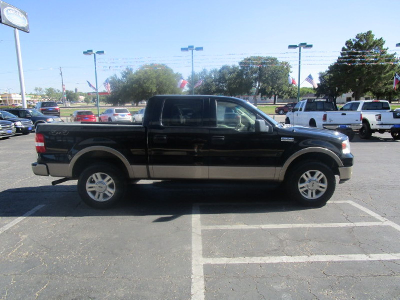 2004 Ford 150 Lariat F 4x4 Abilene Tx Used Car Sales