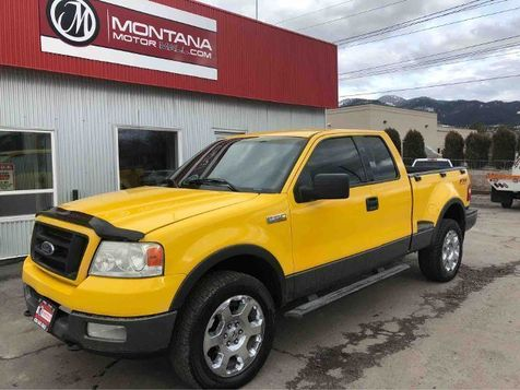 2004 Ford F-150 FX4 in