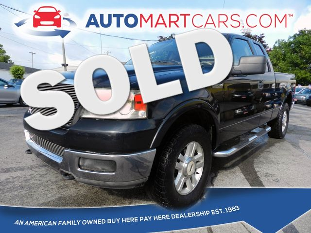2004 Ford F-150 Lariat in Nashville, Tennessee 37211