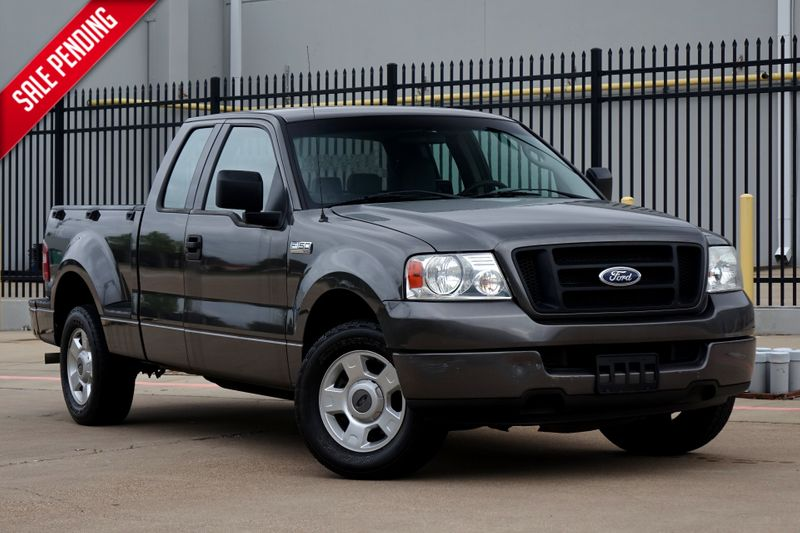 2004 Ford F-150 STX   Plano, TX   Carrick's Autos in Plano TX