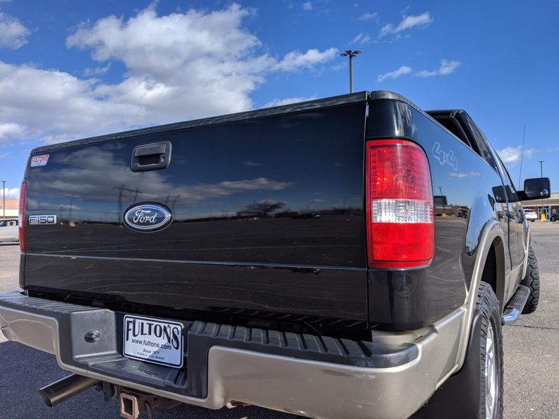 2004 Ford F-150 Supercab Lariat 4X4  Fultons Used Cars Inc  in , Colorado