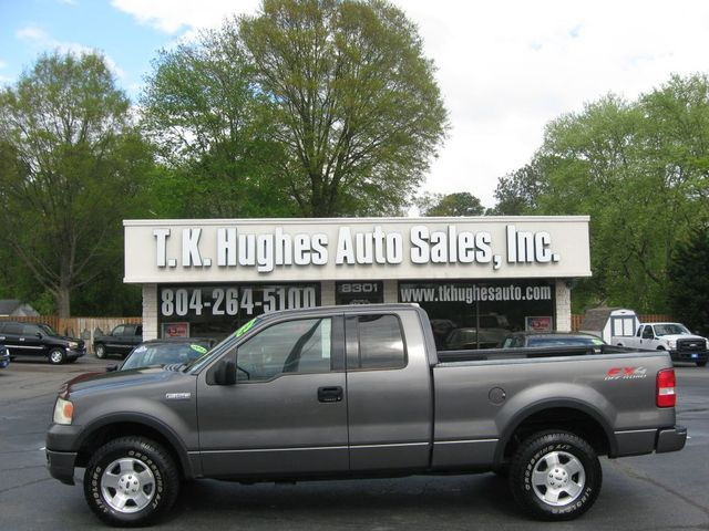 2004 Ford F-150 FX4 Richmond, Virginia 0