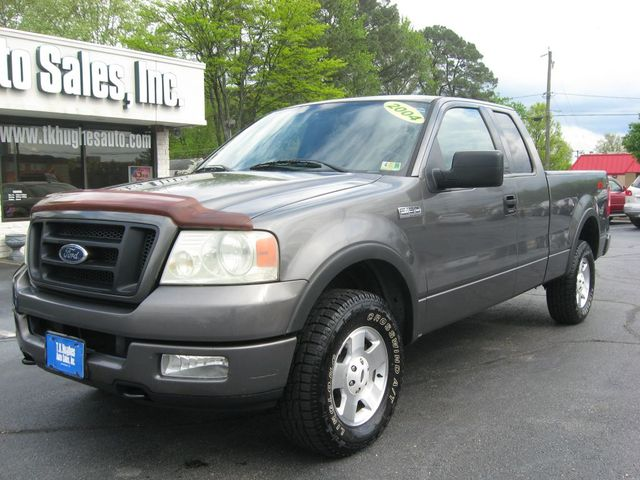 2004 Ford F-150 FX4 Richmond, Virginia 1