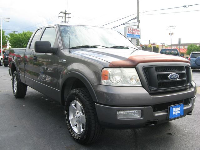 2004 Ford F-150 FX4 Richmond, Virginia 3
