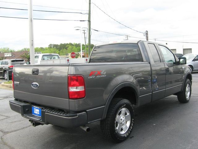 2004 Ford F-150 FX4 Richmond, Virginia 5